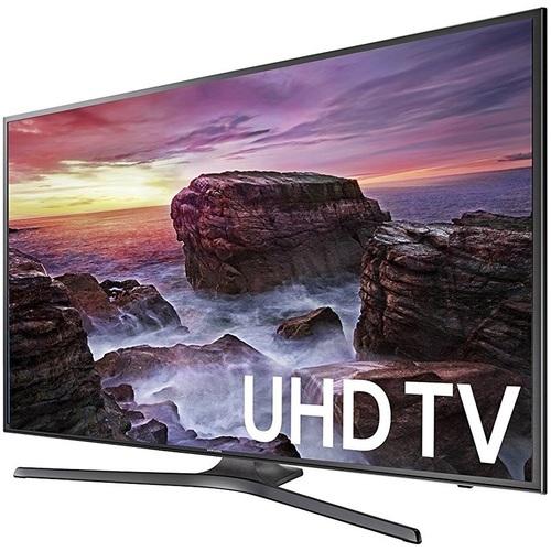 "4 Series Vs 6 Series Concept: Samsung UN55MU6290FXZA Flat 54.6"" LED 4K UHD 6 Series"