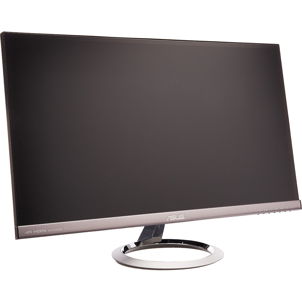 Asus 27 Quot Widescreen Full Hd Ah Ips Led Backlit And