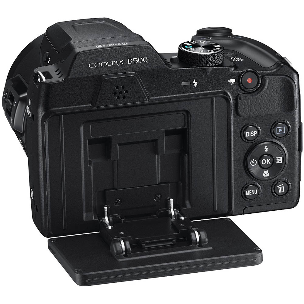 Nikon COOLPIX B500 16MP 40x Optical Zoom Digital Camera W