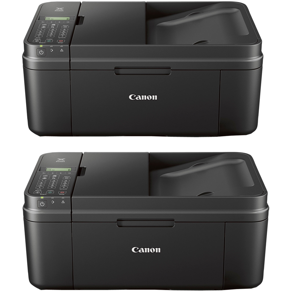 canon pixma mx492 wifi all in one compact size printer scanner copier fax 2 pack 13803249361 ebay. Black Bedroom Furniture Sets. Home Design Ideas