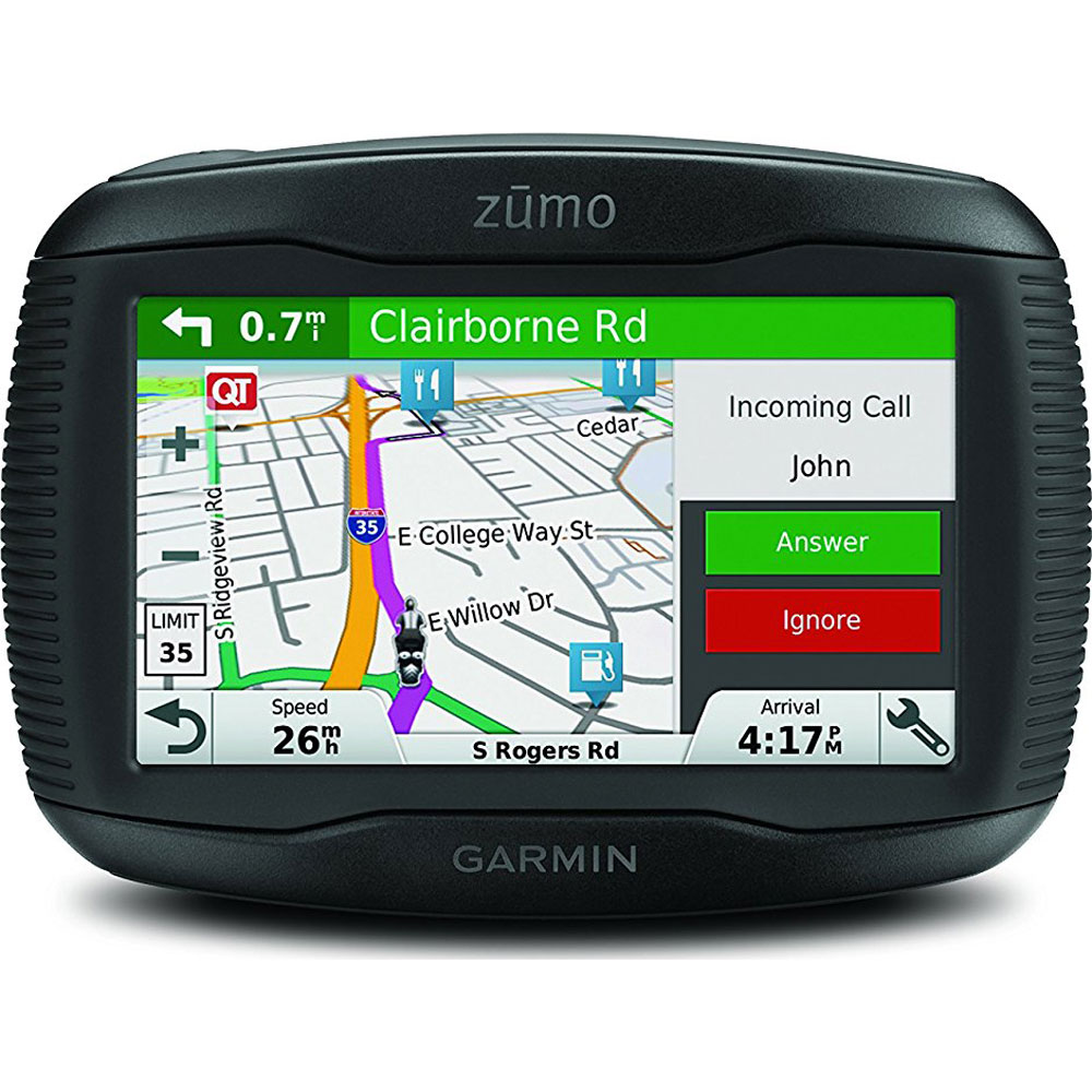 garmin zumo 395lm motorcycle gps navigator with accessory bundle ebay rh ebay com
