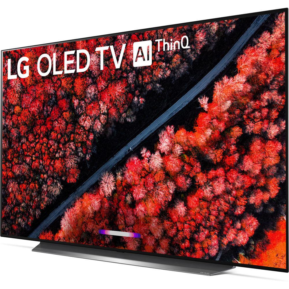"""LG 65"""" C9 4K HDR Smart OLED TV W/ AI ThinQ (2019) + 31"""