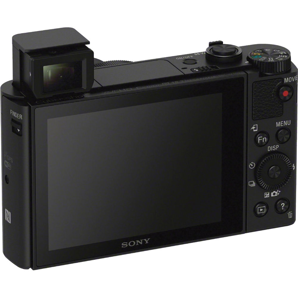 sony cyber shot dsc hx90v digital camera with 3 inch lcd. Black Bedroom Furniture Sets. Home Design Ideas