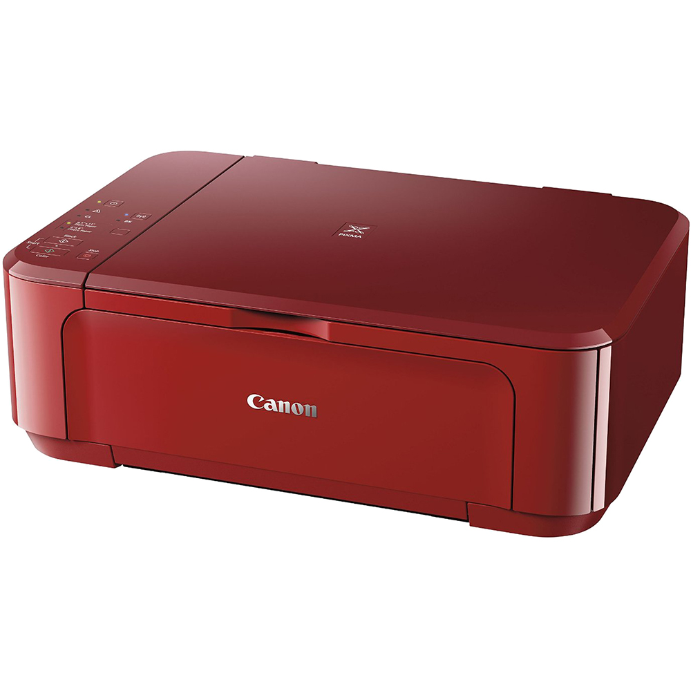 canon pixma mg3620 wireless inkjet all in one printer scanner copier red ebay. Black Bedroom Furniture Sets. Home Design Ideas