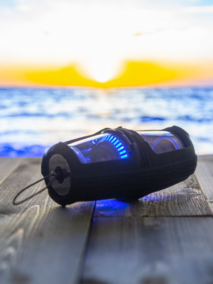 portable wireless speakers bluetooth outdoor speaker outdoors